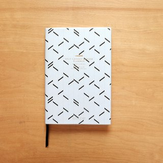 SELF-LAYOUT DESIGN PLANNER A5 : Herringbone