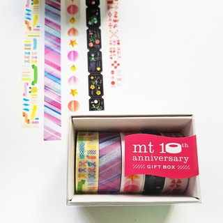 mt Gift Box for 10th Anniversary vol. 1 (MT05G009)
