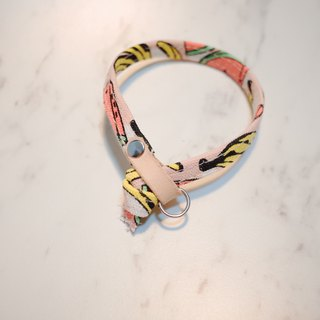 Cat Collars, Pink Watermelon, fruit party_CCT090411