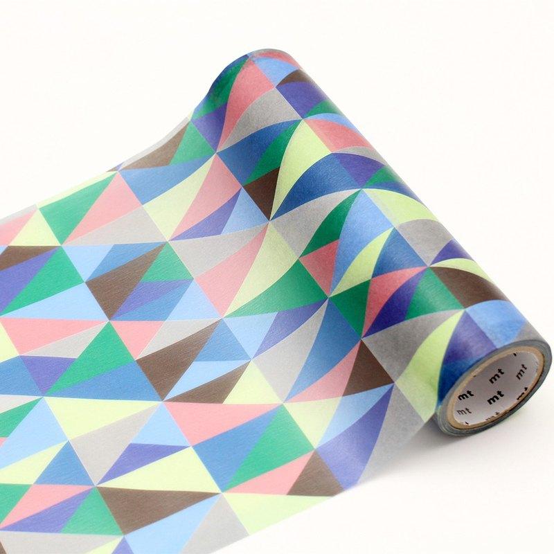 mt Wrap 自黏式和紙包裝紙(s)【色面 (MTWRMI46)】 2018SS