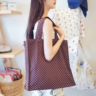 Amsterdam Bag Dot Brown