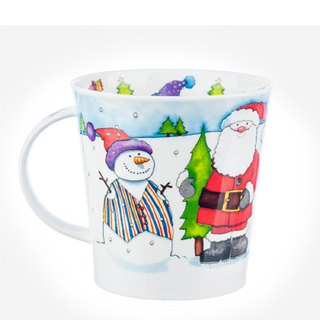 Christmas good friend mug - snowman