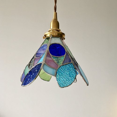 Pendant Light Romantic Night Blue Bayview