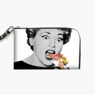 Snupped Isotope - Phone Pouch - Sweet talk