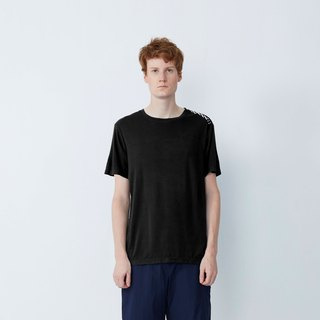 Walking workers - Collagen deodorization Tee-black