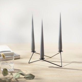 AVANI candle holder Black