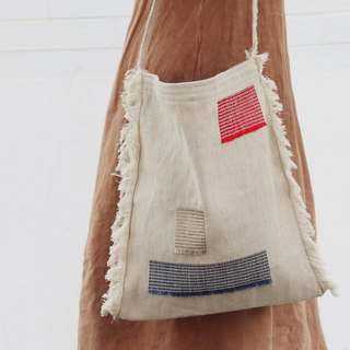 Ke new man canvas bag wild canvas shoulder bag canvas bag canvas bag