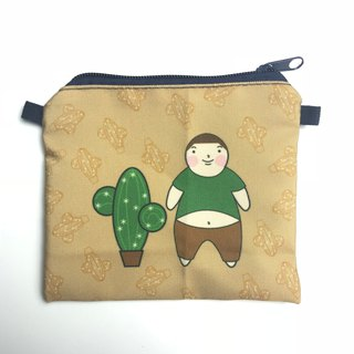 Fat Boy Lok Zipper Bag M size
