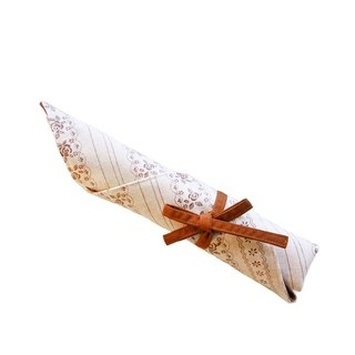 [One Corner Chopstick Set] - Caramel Rose