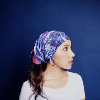 【City Collection_Taipei】Shining City Multifunctional Headwear