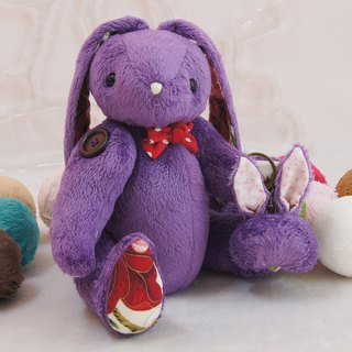 Rabbit Greek rabbit can be customized color and embroidered finished 30cm