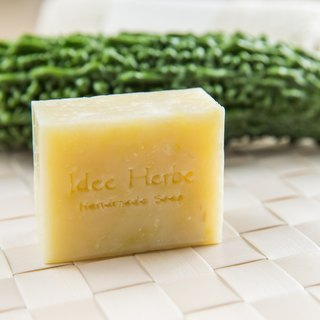 Great fresh bitter melon soap