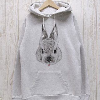 ronronRABIT Parker Beh (Heather White) / RPP 010 - WH