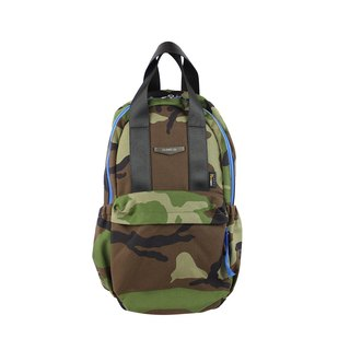 "After camouflage lightweight backpack BODYSAC ""b652"""