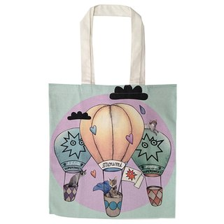 Around the World Handsome Tote (UK Edition)