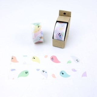 Xiao Chuang Socks - Ghost Paper Tape