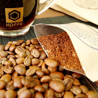 HOFFE COFFEE hot and cold double spell 10B (receive 10/16 shipment 10/24)