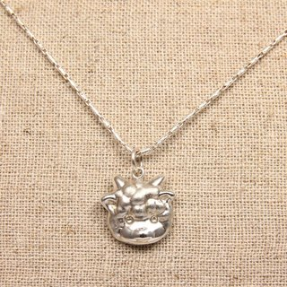 // Haus // Sheep necklace handmade silver
