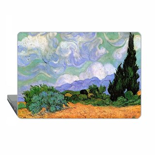 MacBook Air MacBook case MacBook Pro Retina MacBook Pro hard case van Gogh 1526