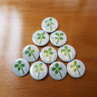 Badge pin - Clover