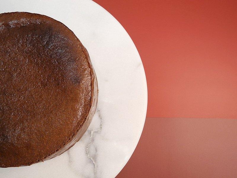 濃濃巧克力起司蛋糕