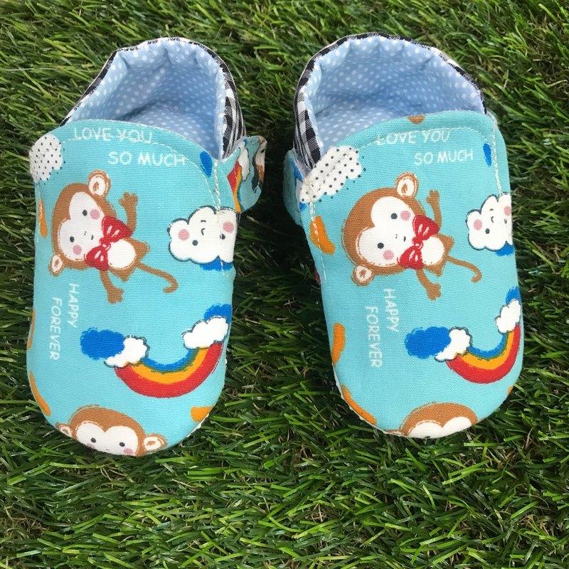可愛小猴子學步鞋