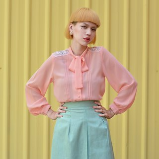 Strawberry Milk | Long Sleeve Vintage Shirt