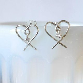 Heart Pierce (silver)
