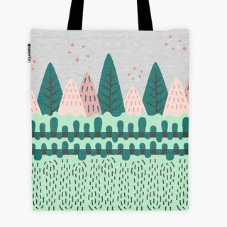 Filament - Shopping Bag - Path / Grey