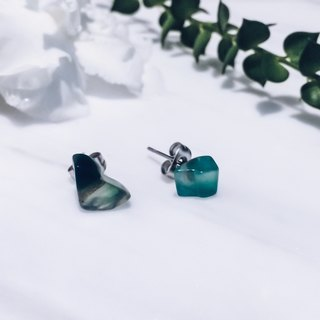 colorful dream earrings | 翡翠森林-耳環