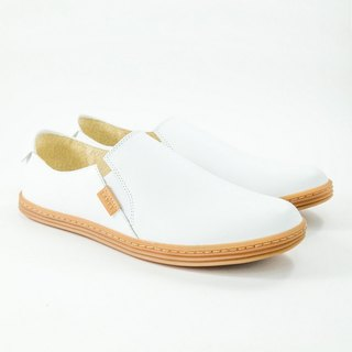 PLAYER Series / Slip-On Sneaker / Mist White