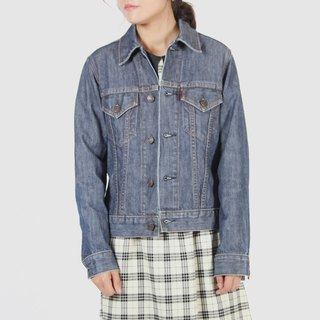 [Egg Plant Vintage] Classic Time Vintage Denim Jacket