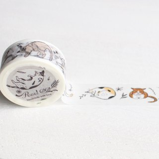 Cats Washi Tape I Cat Lover