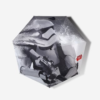 [Germany kobold] Disney authorized -7K rain and rain automatic opening umbrella Star Wars series - storm soldiers