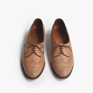 90s American Shoes | Allen Edmonds Wingtip US 6B EUR 36