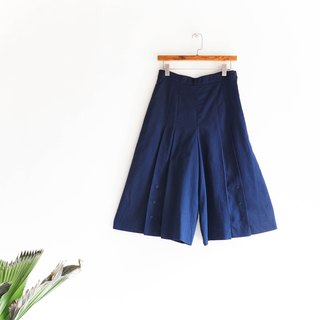 River basins - Kanagawa deep sea blue whale dolphins travel antique linen wide pants pants vants