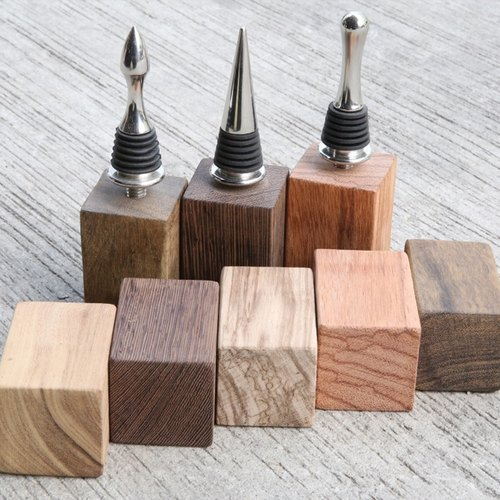 Bottle stopper DIY sets | Cone models