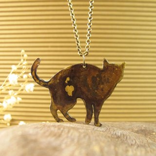 [And cats companion - necklace]