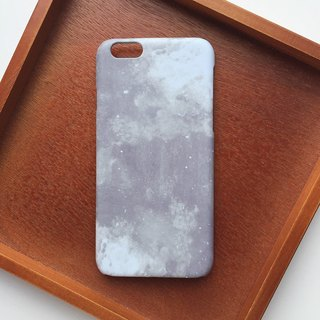 Gray mobile phone case hard shell iPhone Android