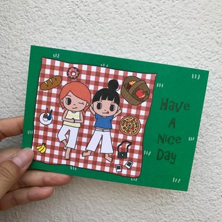 Postcard / Have A Nice Day