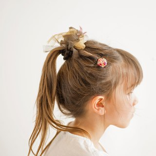 GoodyBag || Braided blooming braided shuffle and braided hairpin