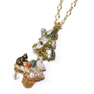 Momi Fir Mino Fall Necklace NE 381