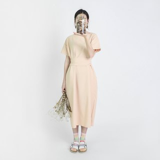 Dust dust change strap dress _8SF104_ cream