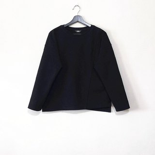 Hand made black blouse