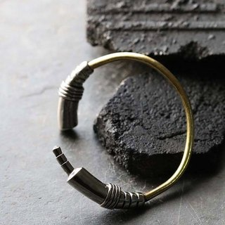 AUX Bracelet / Cuff - Unique Cool Statement Jewelry - original designed and made by Defy