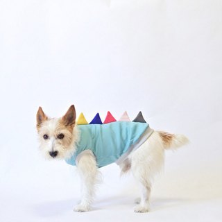 "Cool-feel Materials Dog Shirt / Dino dog ""Toy story"""