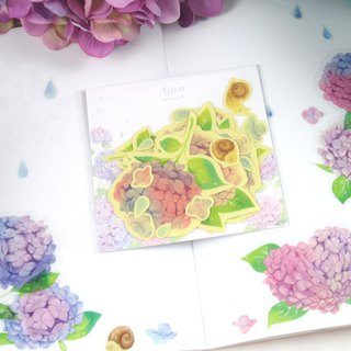 Ziyanghua transparent sticker set