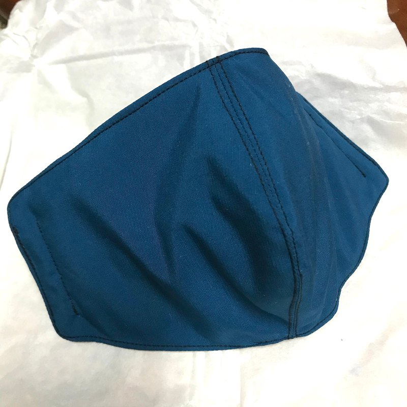 Sienna蠶絲裡立體口罩防潑水