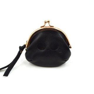 Xiao Ke deaf cats / Panda-a-Panda / leather coin purse