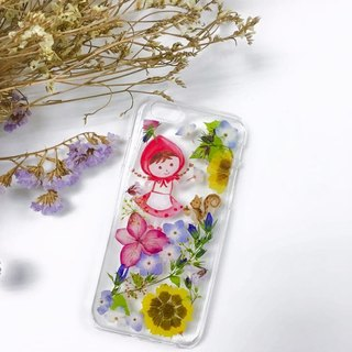 Exclusive order - Taiwan free hand-painted cartoon X mobile phone shell